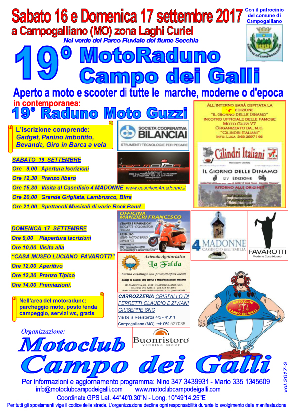 2) Volantino19°MRaduno2017-2A