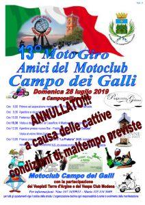6 Volantino 13° Motoincontro 28-07-2019 ANNULLATO